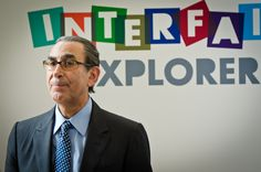 Professor Khalili at the Interfaith Explorers launch