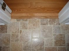 slate next to hardwood floors | Strip to do transition from wood to tile? - RedFlagDeals.com Forums