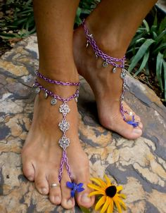 229 best barefoot beauties images on pinterest anklets