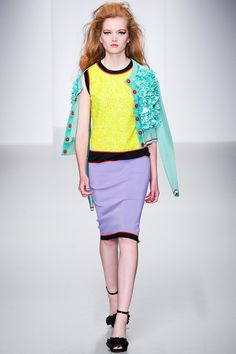 Sister by Sibling - Spring 2014 Ready-to-Wear