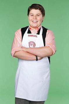 """Master Chef Junior"" Season 2 Contestant: Samuel is NOT my favorite person, just sayin."