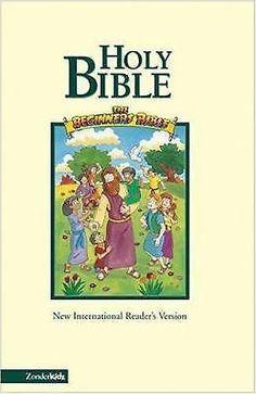 NIrV Children's Bible The Beginner's Bible Ed 0310926378   eBay