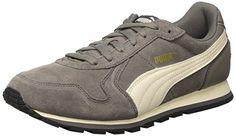 Puma Herren (Laufen) St Runner Sd, Steel Gray/Whisper White/Oro/Nero, 7 EU - http://on-line-kaufen.de/puma/7-puma-st-runner-sd-unisex-erwachsene-sneakers-05-5-2