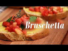 "Presunto Vegetariano » Bruschettas com ""Queijo"" Vegetal Cremoso"