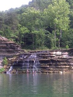 Lake Cumberland, near Monticello & Somerset KY.. Little piece of heaven... Can't wait to go back...