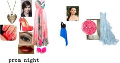"""""""prom night"""" by xojlgreenxo ❤ liked on Polyvore"""
