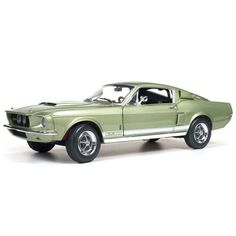 1967 Ford Mustang Shelby GT500 1:18 Scale Die Cast Model