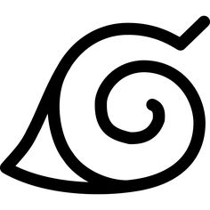 Konoha Symbol - KerToon.com