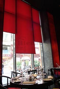 31 Best Window Treatments For Restaurant Images Window