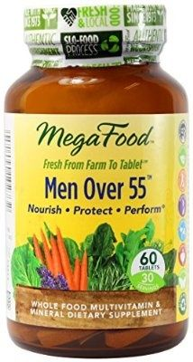 MegaFood Men Over 55 Multivitamin Tablets, 60 Count (Premium Packaging) - For Sale Check more at http://shipperscentral.com/wp/product/megafood-men-over-55-multivitamin-tablets-60-count-premium-packaging-for-sale-3/
