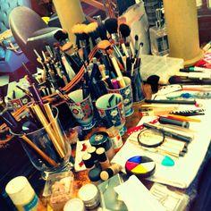 brushes and brushes