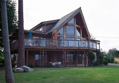 Home Award Winners Post & Beam Modern Homes Traditional Homes Retreats & Cottages Country Homes Prow & Cedar Homes Timber Frame & Log Estate Homes Small Cabins Residential Craftsman Ranchers Basement Entry Garages & Outbuilding House Plans - ThePortland Home … Read More