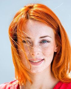 awesome 55 Timeless Red Hair Color Ideas - Trending and Inspiration Styles Check more at http://newaylook.com/best-red-hair-color-ideas/