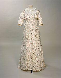6b3799608 Dress 1795-1800 Manchester City Galleries Manchester Art