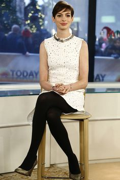 Trendsetter of the Week: Anne Hathaway - Slideshow - WWD.com