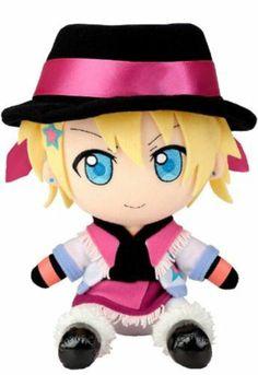 Uta no Prince-sama Figure Plush Doll Kurusu Syo from Japan