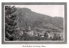 Palmer Lake, Colorado Palmer Lake, Old Postcards, Colorado Springs, Back In The Day, Spaces, History, Historia, History Activities