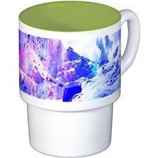 Amethyst Yules Night Dreams Coffee Cups