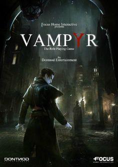 Risultati immagini per vampyr ps4