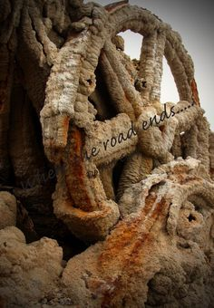Old Salty Crane by WhereTheRoadEnds on Etsy