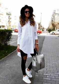 Camasa dama scurta in fata si lunga in spate White -->>> http://www.fashion8.ro/camasi/1242-camasa-dama-scurta-in-fata-si-lunga-in-spate-white