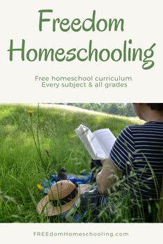 Free homeschool curriculum! Every subject, all grades!