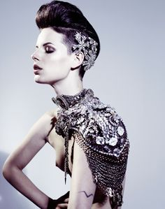 Tags: COUTURE ACCESSORIES, COUTURE JEWELRY, Erickson Beamon, NEIL FRANCIS DAWSON