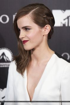 """Emma at """"Noah"""" Madrid Premiere on March, 17."""