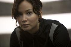 Katniss Everdeen (Jennifer Lawrence) // DIE TRIBUTE VON PANEM - CATCHING FIRE