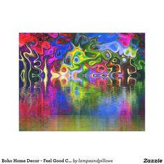 """20% OFF -  Boho Home Decor Canvas Prints - Feel Good Fashion & Living® www.marijkeverkerkdesign.nl"""