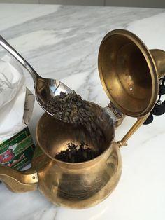 Delicious Moroccan Mint Tea Recipe  - full recipe available at www.karoliinakazi.com