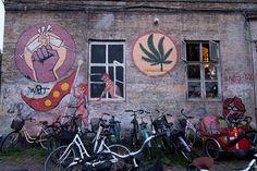 Christiania - Koppenhága