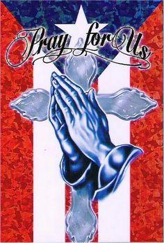 Puerto Rico Prayin
