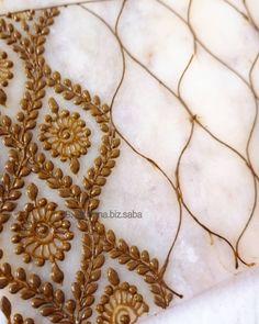 57 Ideas for bridal mehendi wedding henna art Basic Mehndi Designs, Beginner Henna Designs, Indian Mehndi Designs, Mehndi Designs For Girls, Wedding Mehndi Designs, Henna Designs Easy, Beautiful Henna Designs, Mehndi Designs For Fingers, Wedding Henna