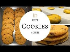 Recette cookies comme à Subway avec cook expert / thermomix - YouTube