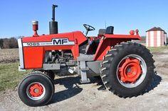 Vintage Tractors, Old Tractors, Classic Tractor, Old Tools, Heavy Equipment, Farm Life, Vehicles, Farming, Ranch