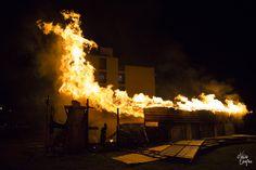 193Bombeiros: Incêndio em Depósito de Madeiras | Samambaia - 28 ...