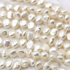 Amazon.com: Tacool Natural Genuine Freshwater Cultured Pearl 4-6mm Free Size Jewelry Making Loose Beads: Home & Kitchen Pearl Beads, Pearl Jewelry, Glass Jewelry, Chain Nose Pliers, Weird Shapes, Wire Wrapped Rings, Bead Shop, Beading Supplies, Jewelry Making Beads