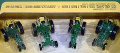 ERTL John Deere Dealers Edition 4 piece