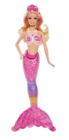 Barbie The Pearl Princess Lumina Doll. Mattel Barbie The Pearl Princess Lumina Doll & zubehör . Mermaid Salon, Mermaid Barbie, Mermaid Princess, Princess Barbie, Mattel Shop, Barbie Party, Barbie Collection, Princesas Disney, Barbie Dolls