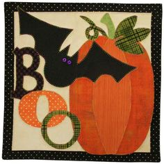"""""""Count On It"""" by Nancy Halvorsen- Boo The link is to a quilting site that is for members only."""