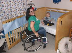 Wheelchair Accessible Tips and Tricks I Learned as a First-Time Parent