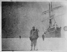 100-Year-Old Box of Negatives Discovered in Block of Antarctica's Ice
