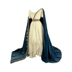 Tumblr ❤ liked on Polyvore featuring dresses, gowns, medieval and costume