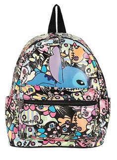 Ohana means family — and as your pop-culture-loving-family over here at Hot Topic, we're going to make sure you're not left behind on your must-have Disney Lilo & Stitch merch and apparel. Cute Stitch, Lilo And Stitch, Stitch Movie, Stitch Toy, Disney Stitch, Disney Handbags, Disney Purse, Stitch Backpack, Cute Mini Backpacks