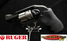 An extremely lightweight and low profile revolver. The Ruger LCR is a Double action only revolver that is made to be reliable when it counts. A great firearm for a purse or concealed sidearm. 5 shot. .38 special + P. This item is pre-owned but in almost like new condition. Handgun, Firearms, Ruger Lcp, 38 Special, Conceal Carry, Mo Money, Guns And Ammo, Man Stuff, Revolver