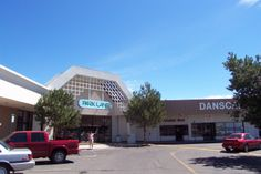 Park Lane Mall; Reno, Nevada - Damn I miss this place.  Loved Christmas shopping there, with the snow piling up on the glass roof.