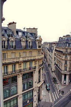 Paris rue Réaumur 4