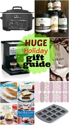 Holiday Gift Guide 2014 - Shugary Sweets