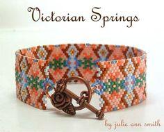 Julie Ann Smith Designs VICTORIAN SPRINGS, Sova Enterprises